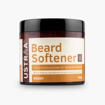 USTRAA Beard Softener Woody-100g