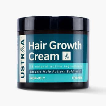 USTRAA Men Hair Growth Cream - 100ml