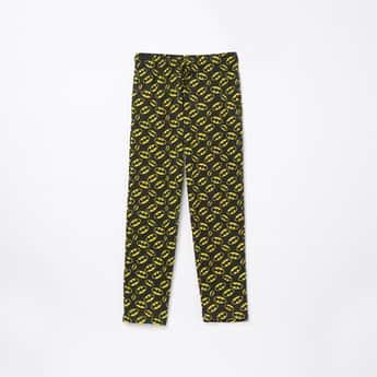 KIDSVILLE Boys Printed Elasticated Pyjamas