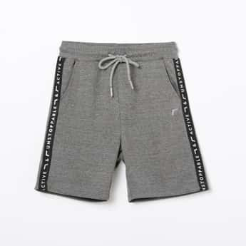 FAME FOREVER ACTIVE Boys Solid Sports Shorts