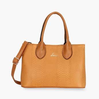 LAVIE Women Solid Handheld Bag