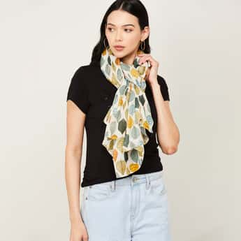 GINGER Women Printed Stole