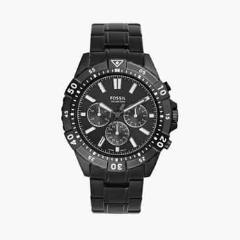 FOSSIL Garrett Men Chronograph Watch- FS5773I