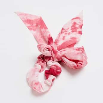 TONIQ Women Tie Dye Rubber Band
