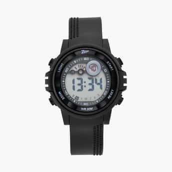 ZOOP Unisex Water Resistant Digital Watch - 26017PP02