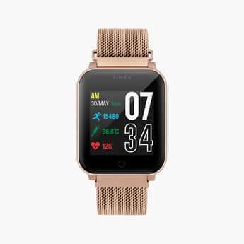 TIMEX Unisex Water-Resistant Smart Watch - TWTXW104T