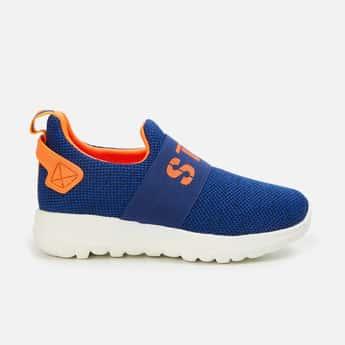 FAME FOREVER Boys Printed Slip-On Shoes