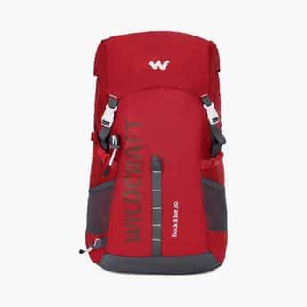 WILDCRAFT Unisex Printed Travel Backpack