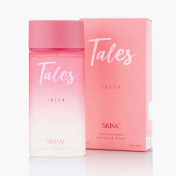SKINN Tales Ibiza Eau De Parfum For Women- 100 ml