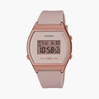 CASIO Vintage Unisex Water Resistant Digital Watch- D213