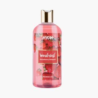 NYKAA Women Wanderlust Strawberry Daiquiri Shower Gel- 300ml