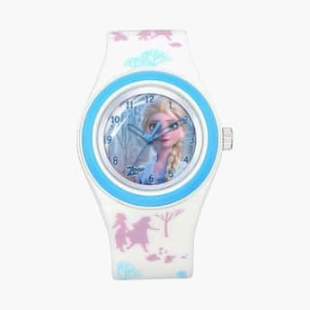 ZOOP Kids Elsa Printed Analog Watch - C4048PP43