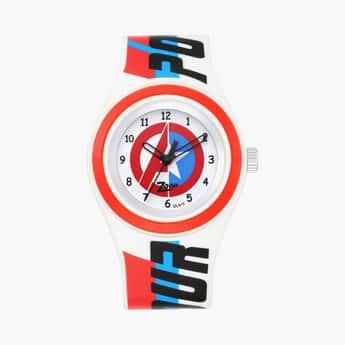 ZOOP By Titan Unisex Captain America Analog Watch - C4048PP45