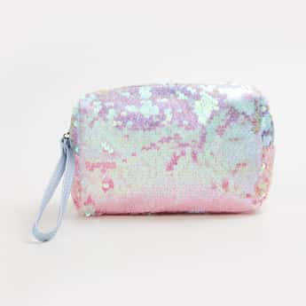GINGER Women Sequinned Pouch