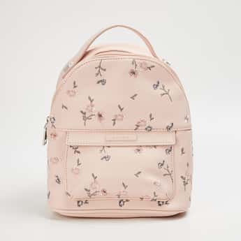CAPRESE Women Embroidered Backpack