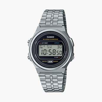 CASIO Vintage Unisex Digital Bracelet Strap Watch - D223