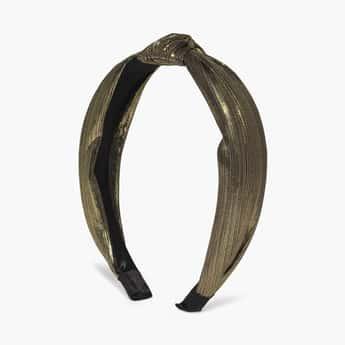 TONIQ Women Textured Hairband