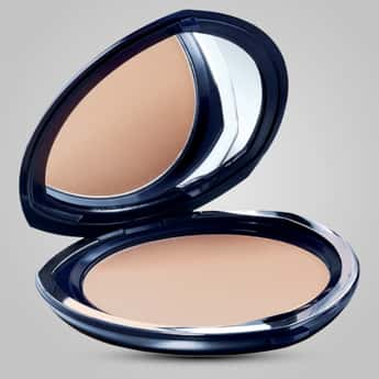 CHAMBOR Silver Shadow Pressed Compact