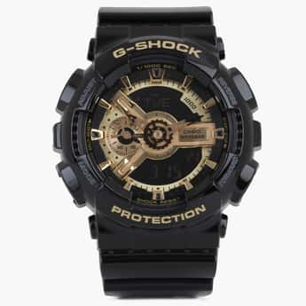 CASIO G339 Analog & Digital Watch