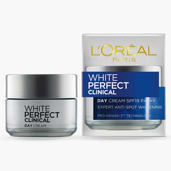 L'OREAL White Perfect Clinical Day Cream
