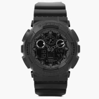 CASIO G-Shock Men Analog-Digital Watch - GA-100CF-1ADR (G520)