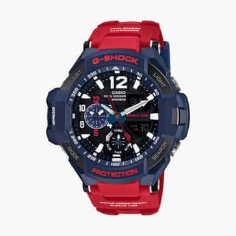 CASIO Men Analog & Digital Watch - G597