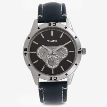 TIMEX Multifunction Round Dial Watch- TW000U912