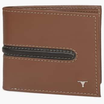 BULCHEE Paneled Single Fold Men's Wallet