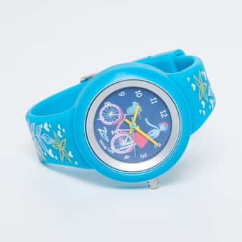 ZOOP Printed Analog Watch - NK26006PP03