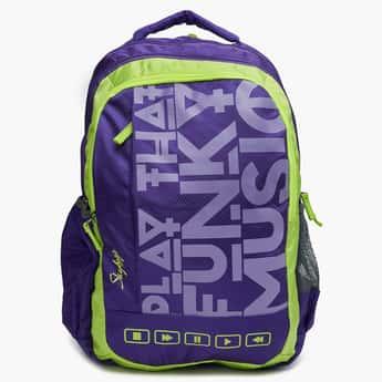 SKYBAGS Printed Bingo Plus School Bag