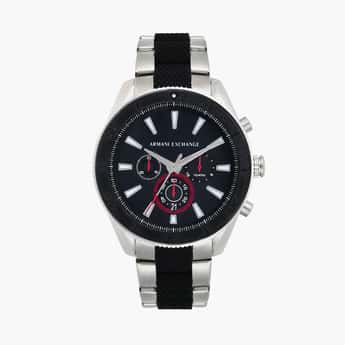 ARMANI EXCHANGE Men Multifunction Watch with Metal Strap -  AX1813