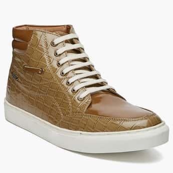 BUCKAROO Textured Ankle Length Boots