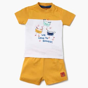 FS MINI KLUB Boogie T-Shirt and Shorts Set