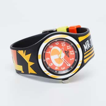 ZOOP Printed Analog Watch - C4048PP21
