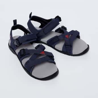 ADIDAS Cross Strap Sandals