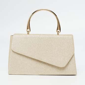 CODE Sheen Clutch With Detachable Strap