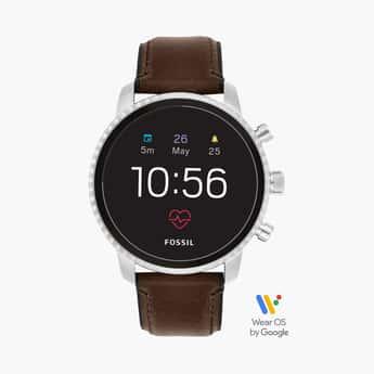 FOSSIL Men Gen 4 Explorist HR Smartwatch - FTW4015