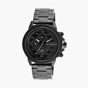 GIORDANO Men Water-Resistant Chronograph Watch - R1209-22