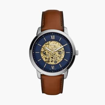 FOSSIL Neutra Men Water-Resistant Automatic Watch - ME3160