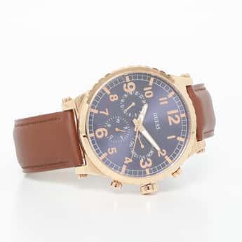 GUESS Men Water-Resistant Multifunctional Watch- W1215G1