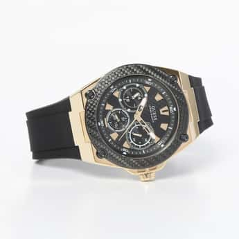 GUESS Legacy Men Water-Resistant Multifunctional Watch - W1049G5