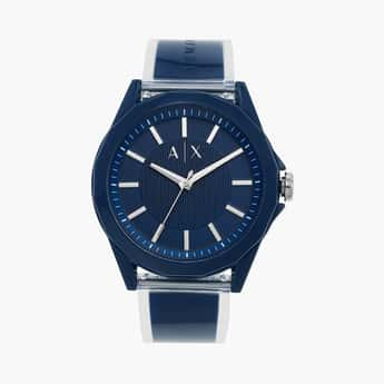 ARMANI EXCHANGE Men Analog Watch with Silicone Strap - AX2631