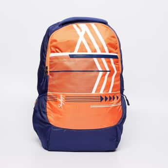 SKY BAGS Printed Laptop Backpack