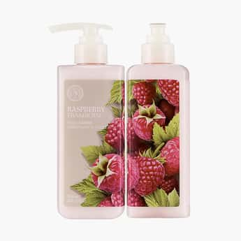 THE FACE SHOP Raspberry Body Lotion