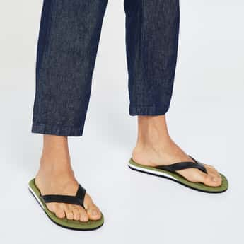FORCA Leaf Pattern Flip-Flops