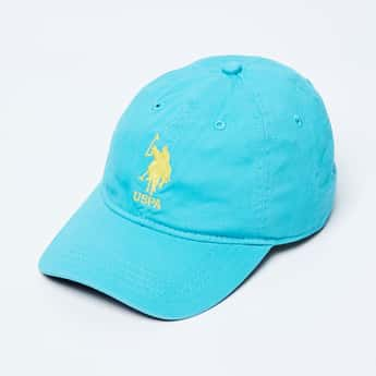 U.S. POLO ASSN. KIDS Embroidered Cap
