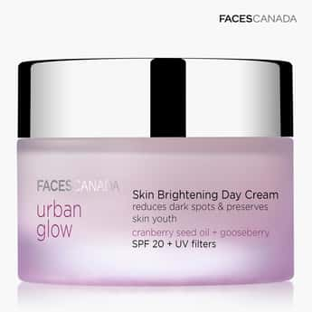FACES CANADA Urban Glow Skin Brightening Day Cream