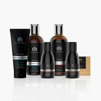THE MAN COMPANY Charcoal Collection
