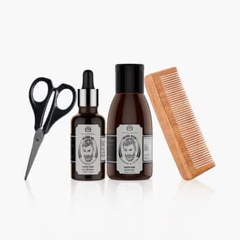 THE MAN COMPANY Almond & Thyme Beard Box