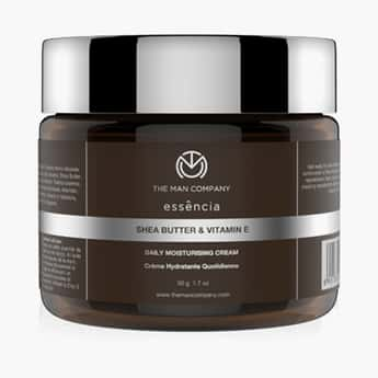 THE MAN COMPANY Shea Butter and Vitamin E Daily Moisturizing Cream
